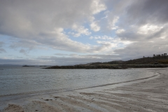 Northwards view, Traigh House Beaches.