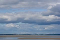 Low tide, Dublin Bay