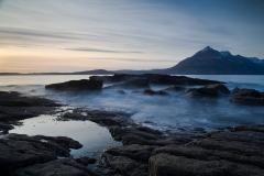Sgurr Alasdair seen across Loch Scavaig from Elgol