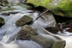 Small cascades, Padley Gorge