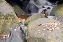 Rock siphon, Padley Gorge