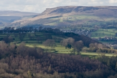 Hoep Valley from Froggatt Edge