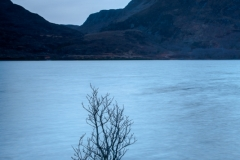 Before sunrise, Loch Maree