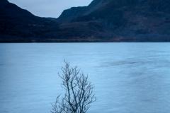 Before sunrise, Loch Maree